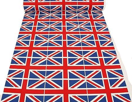 Union Jack Panel St George British Flag 100 Cotton Patchwork