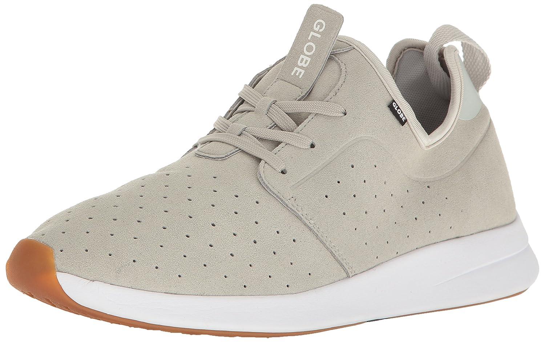 Globe Men's Dart LYT Skateboarding Shoe 9.5 D(M) US Light Grey/White