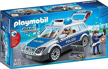 Sonstige Polizei-Einsatzwagen 6873 Playmobil