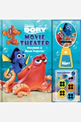 Disney&Pixar Finding Dory Movie Theater Storybook & Movie Projector (Volume 1) Hardcover