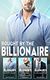 Mills & Boon : Bought By The Billionaire - 3 Book Box Set