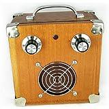 C. B. Gitty Cigar Box Amplifier: Vintage-style All-wood Acid Cigars Box