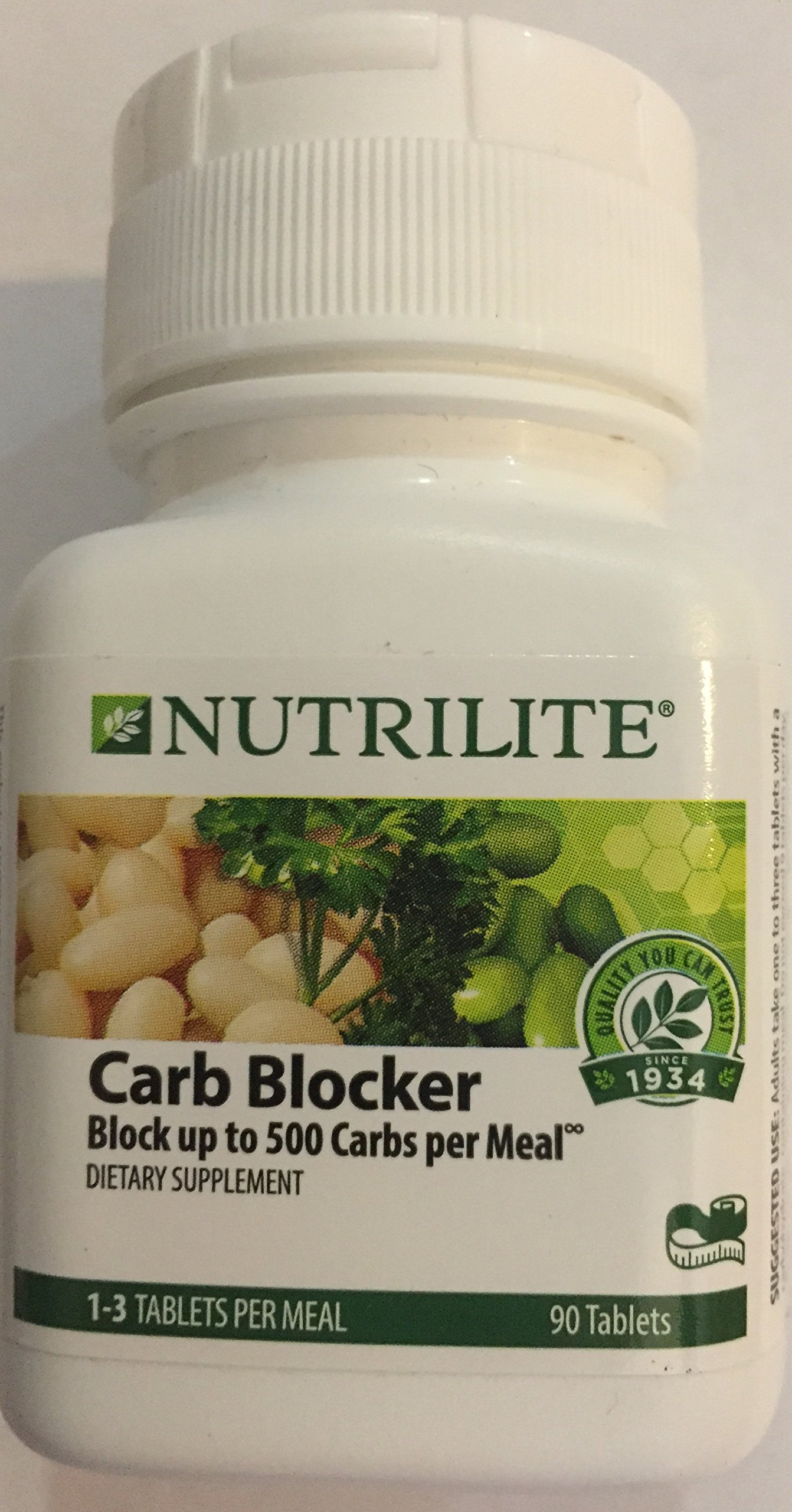 NUTRILITE Carb Blocker - 90 Count