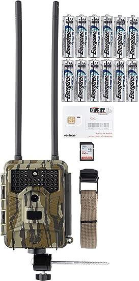 Amazon.com: Covert E1 4G LTE - Cámara de vigilancia ...