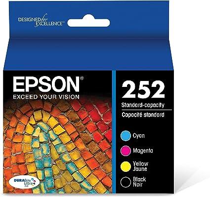 Amazon.com: Cartucho de tinta Epson Durabrite T252120 ultra ...