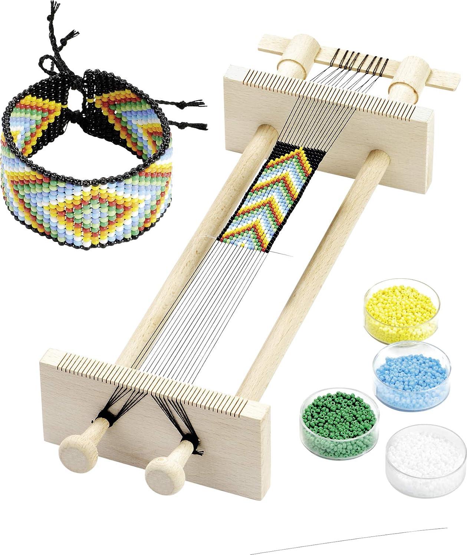 Knorr Prandell Métier à tisser en bois pour perles 216080006