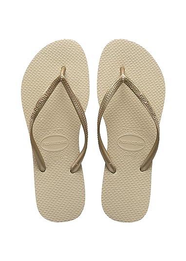 64db2f9e3773 Havaianas Flip Flops Girls Slim  Amazon.co.uk  Shoes   Bags