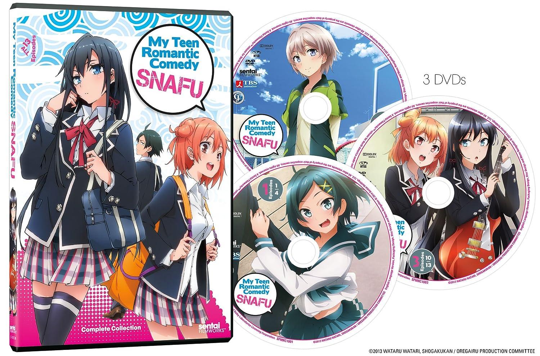 Amazon My Teen Romantic Comedy SNAFU Complete Collection Nao Touyama Hayami Saori Ai Yoshimura Movies TV