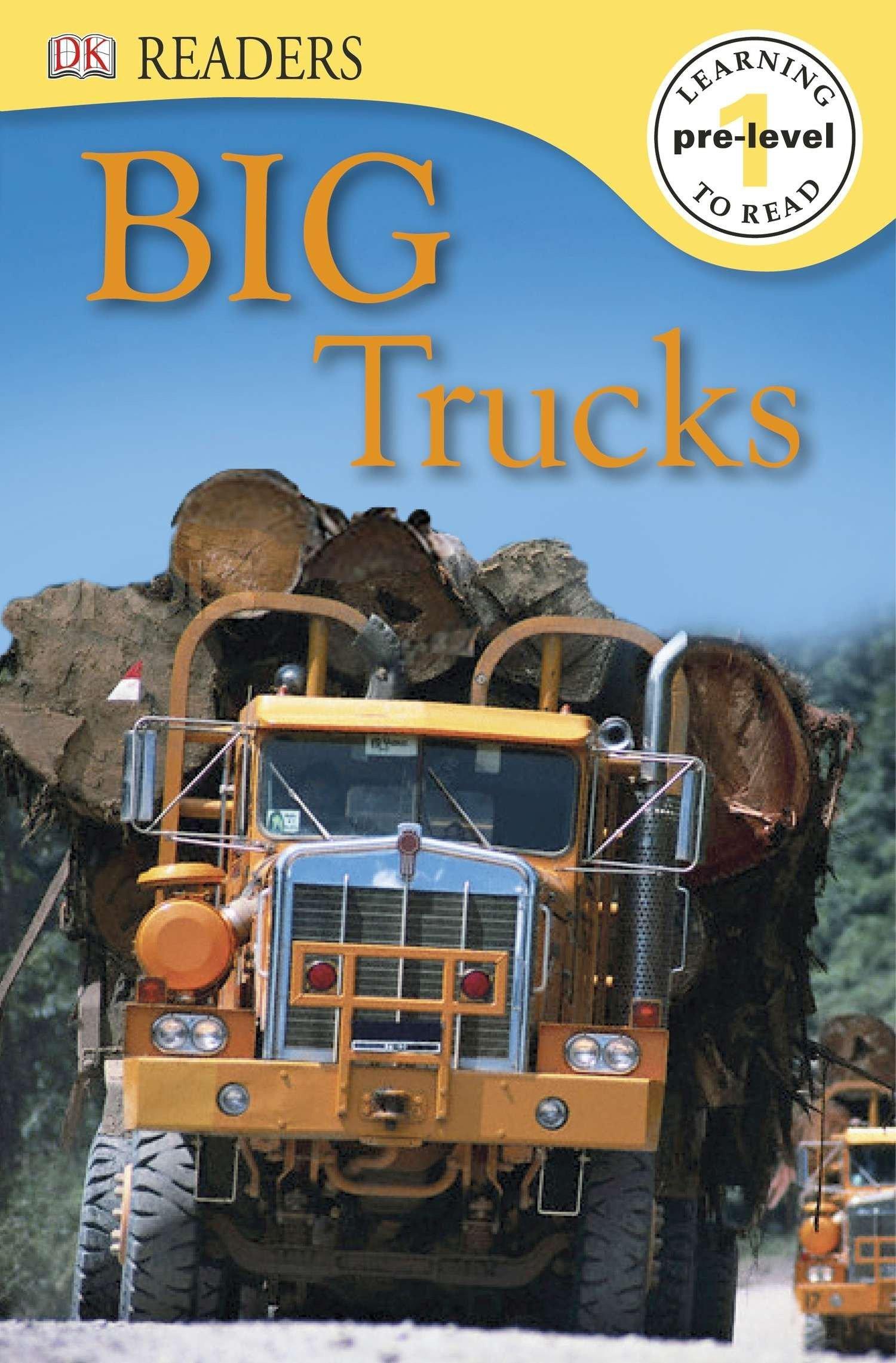 Read Online DK Readers L0: Big Trucks pdf