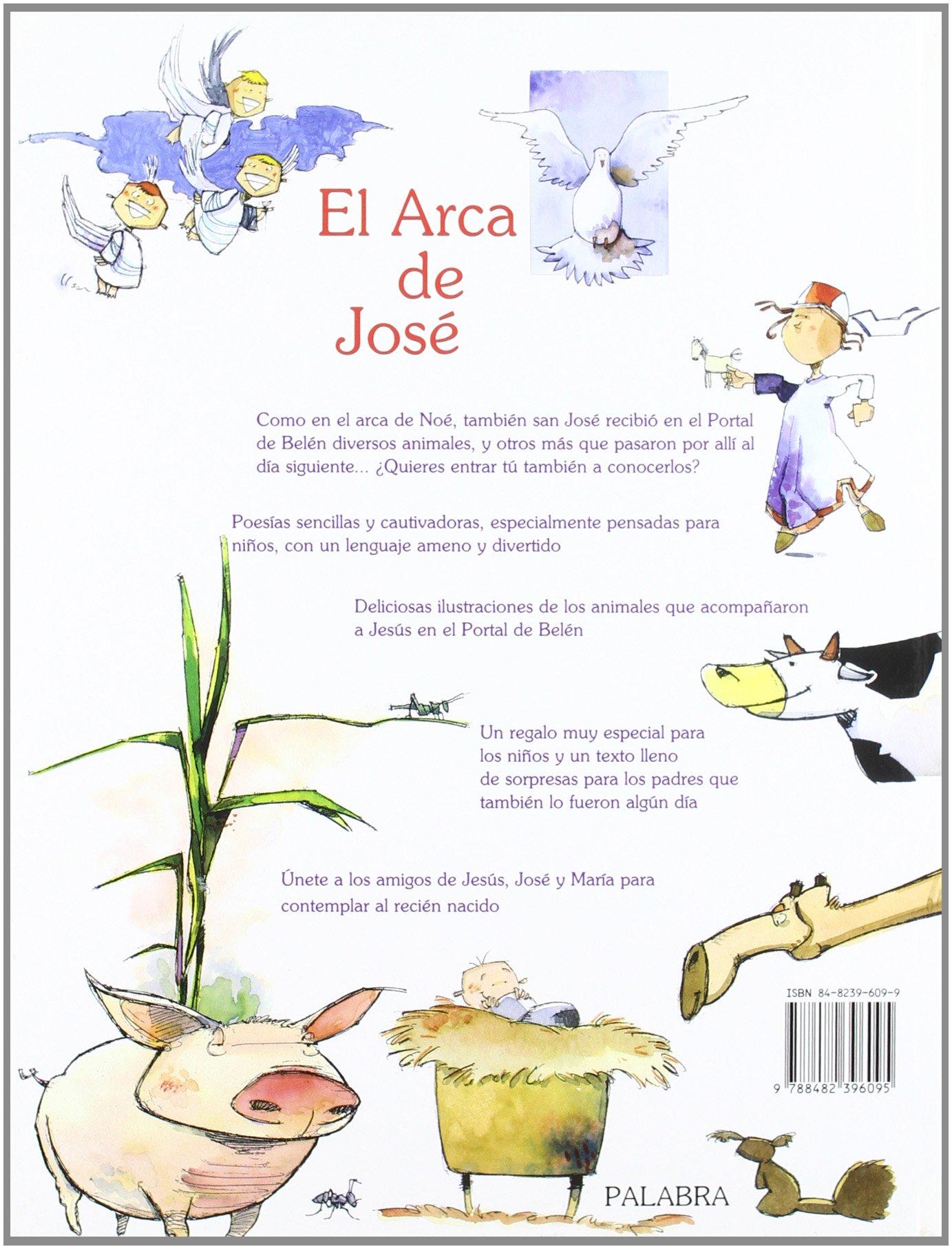 El arca de José: José Miguel Granados: 9788482396095: Amazon.com: Books