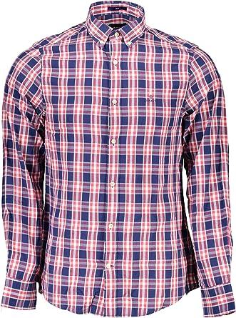 GANT 1901.3016532 - Camisa de manga larga para hombre: Amazon.es: Ropa y accesorios