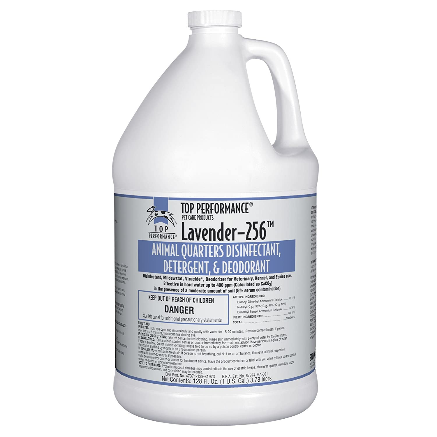 Top Performance 256 Disinfectant
