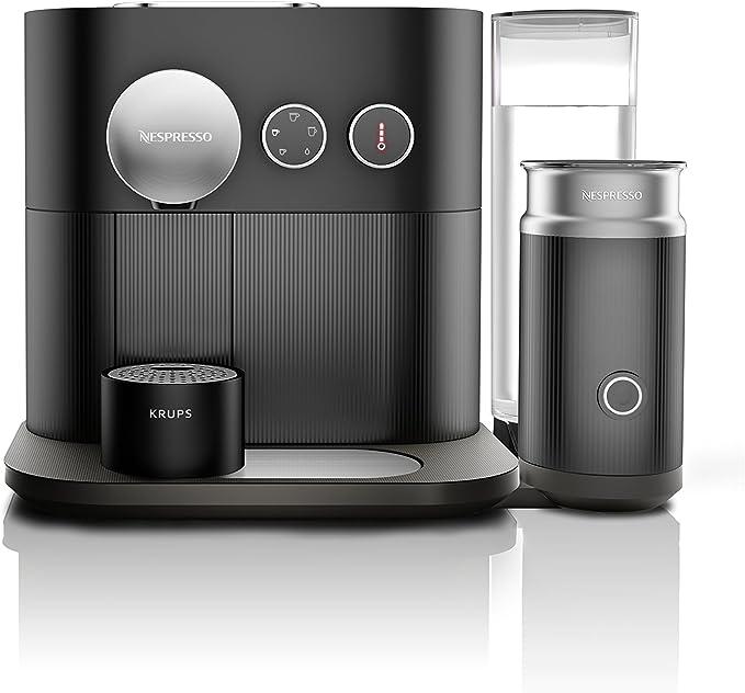 Nespresso Krups Expert Milk XN6018 - Cafetera monodosis de ...