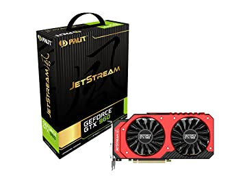 Palit GeForce GTX960 Jetstream 4GB - Tarjeta Grafica, Color ...