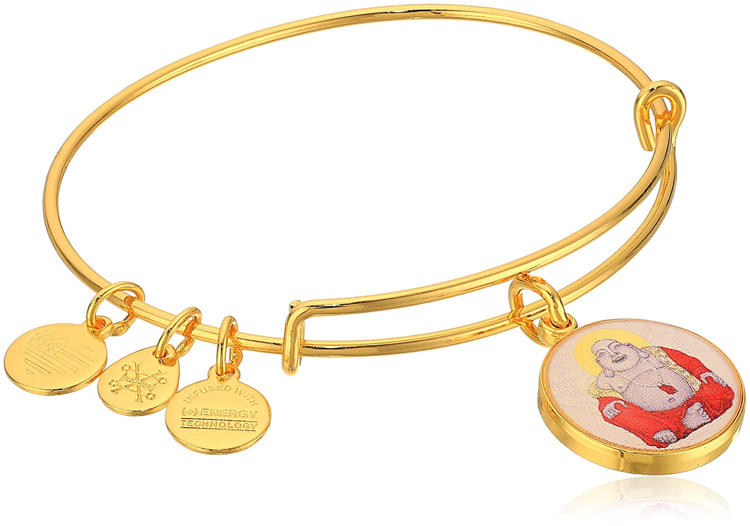 Alex Ani Saints Laughing Bracelet Image 2