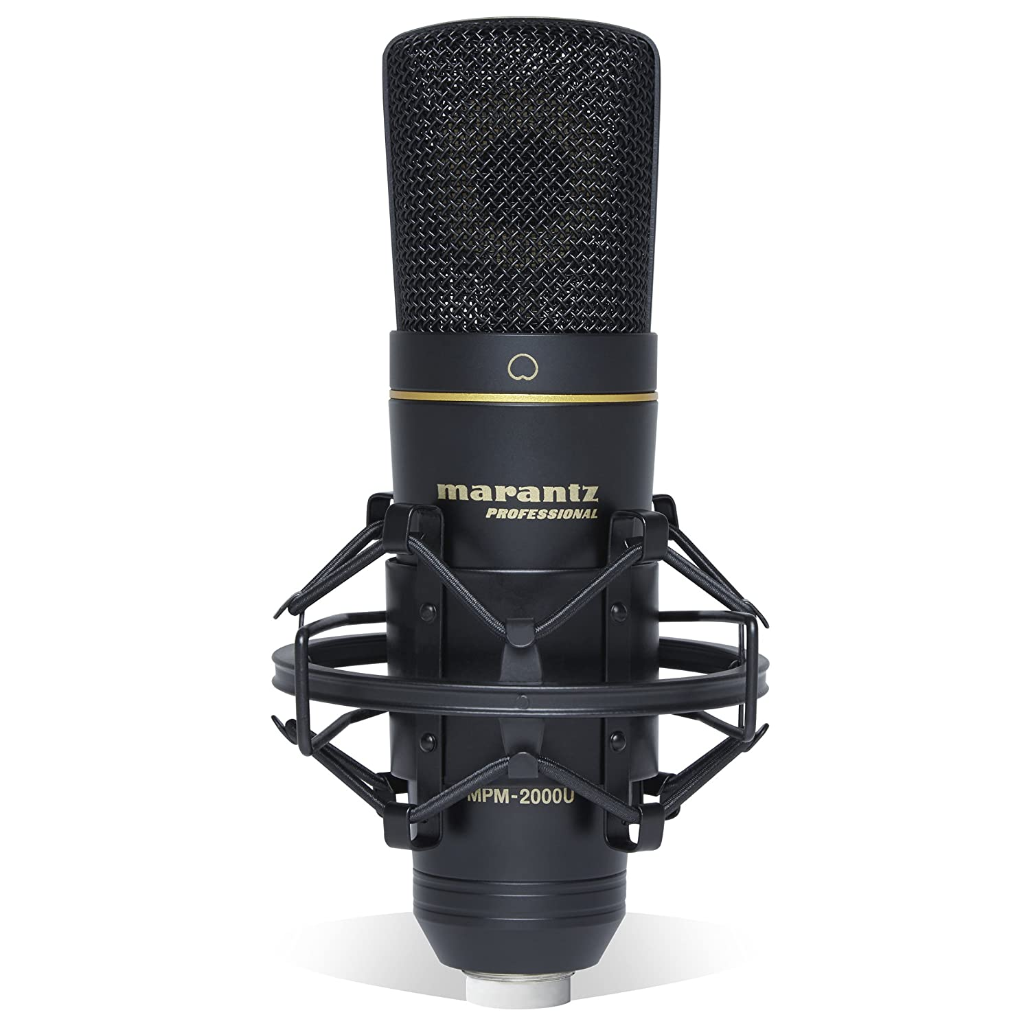 Marantz Professional MPM-1000U | Studio Condenser USB Microphone for DAW Recording & Podcasting (14mm/USB Out) inMusic Brands Inc.