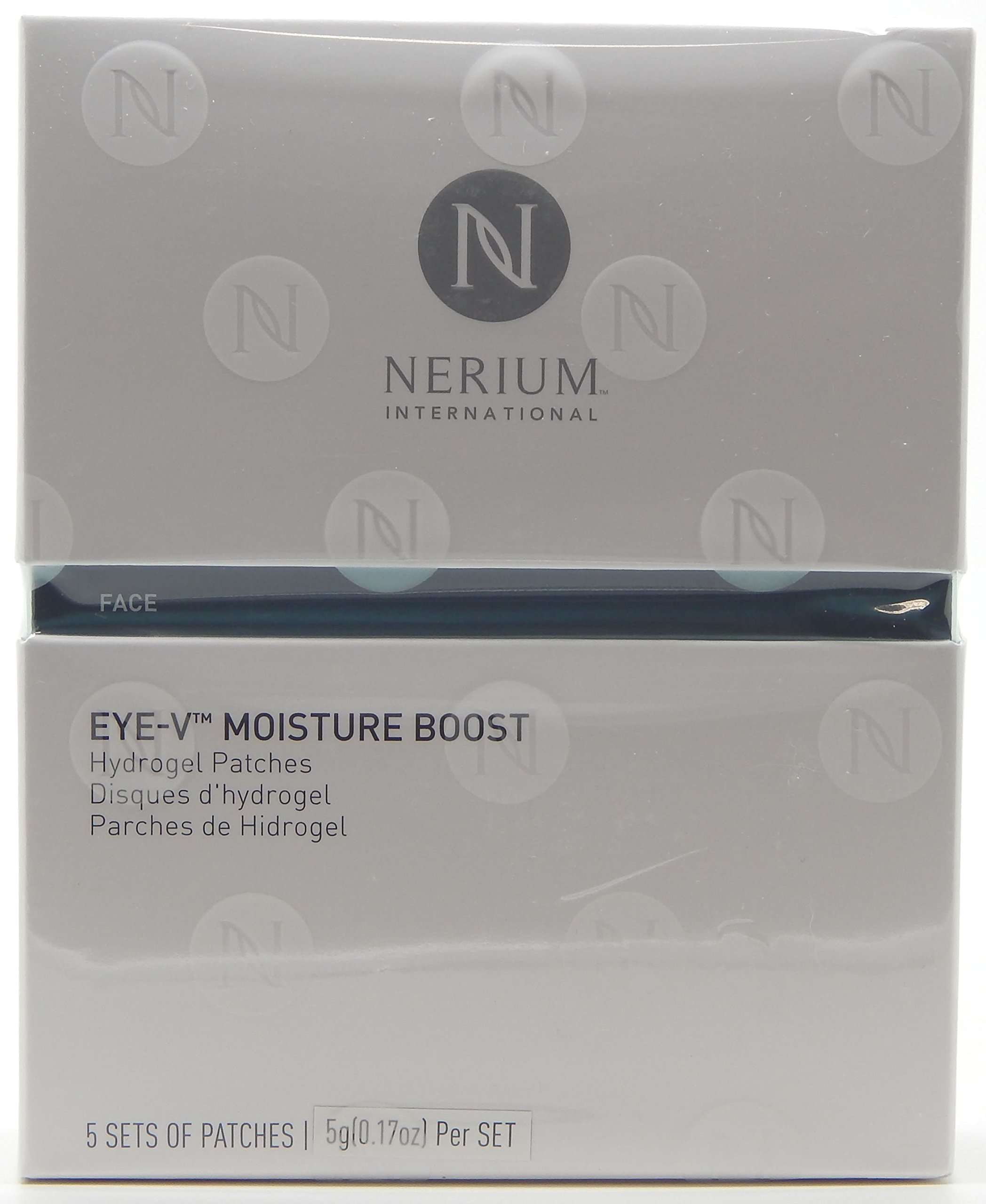 Nerium EYE-V Moisture Boost Hydrogel Patches