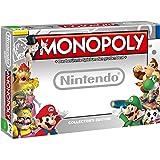 Monopoly Nintendo das berühmte Spiel um den großen Deal mit deinen Nintendo-Helden Zelda, Super Mario, Luigi, etc.