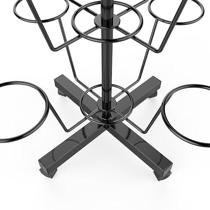 Amazon Com Oanon Modern Metal Retail Hat Rackwig Display Stand W