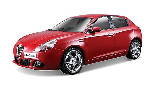 28 opinioni per Mac Due Bburago 18-21071- Alfa Romeo Giulietta Star 1:24, Colori Assortiti: