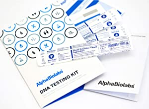 Home DNA Test Kit - 100% Accurate