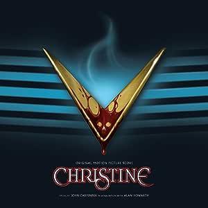 Christine O.S.T. (Blue Vinyl)