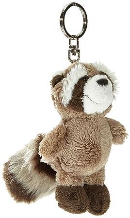 NICI 33410 - Llavero con mapache de peluche