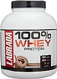 Labrada 100 percent Whey protein - 4.13 lbs (1875g)(Chocolate)