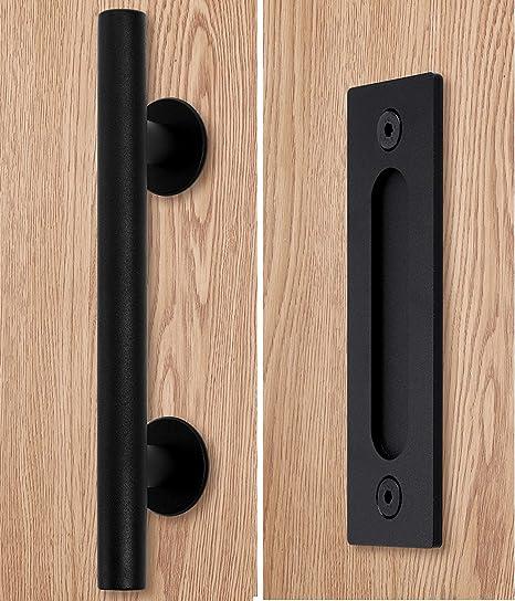 New Barn Home Door Handle Gate Handle Pull for Sliding Barn Gates Garages Sheds