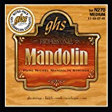 GHS Strings MANDOLIN, PURE NICKEL, M