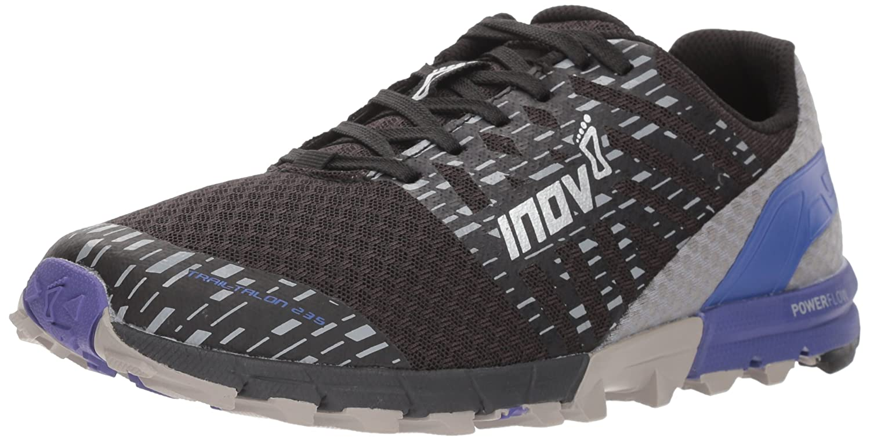 Inov-8 Women's Trailtalon 235 (W) Trail Running Shoe B073VRBRKF 6.5 M US|Black/Purple