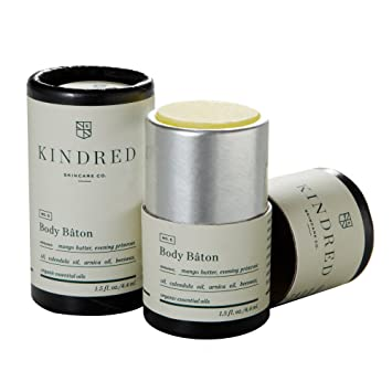 Kindred Skincare Co Body Baton - Lavender, 1.5 oz