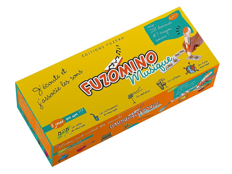 Unbekannt FUZEAU – 71368 – fuzomino 1. Domino Sonore