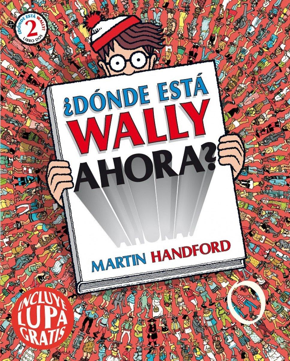 ¿Dónde está Wally ahora? Colección ¿Dónde está Wally? : incluye lupa  gratis: Amazon.es: Martin Handford: Libros