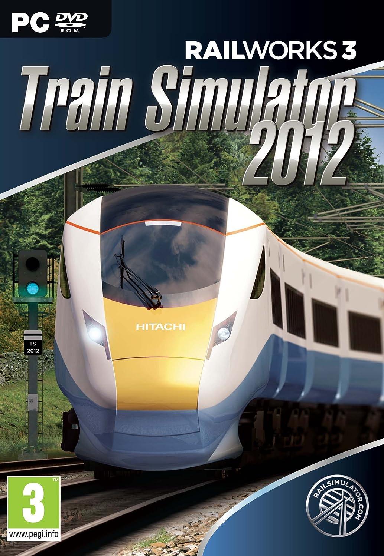 Train Simulator 2012 (PC DVD) [Importación inglesa]: Amazon.es: Videojuegos