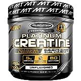 MuscleTech Platinum Ultra-Pure Micronized Creatine Powder, 14.11 Ounces