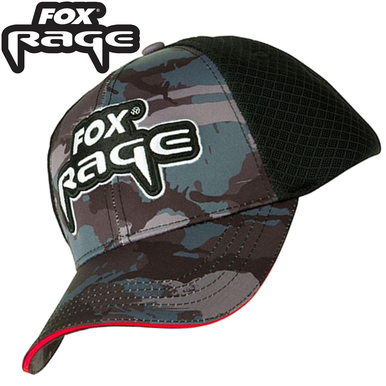 Fox Rage Camo Snood NPR236 Mütze Tuch Schal 3 in 1 Balaclava Neckwarmer