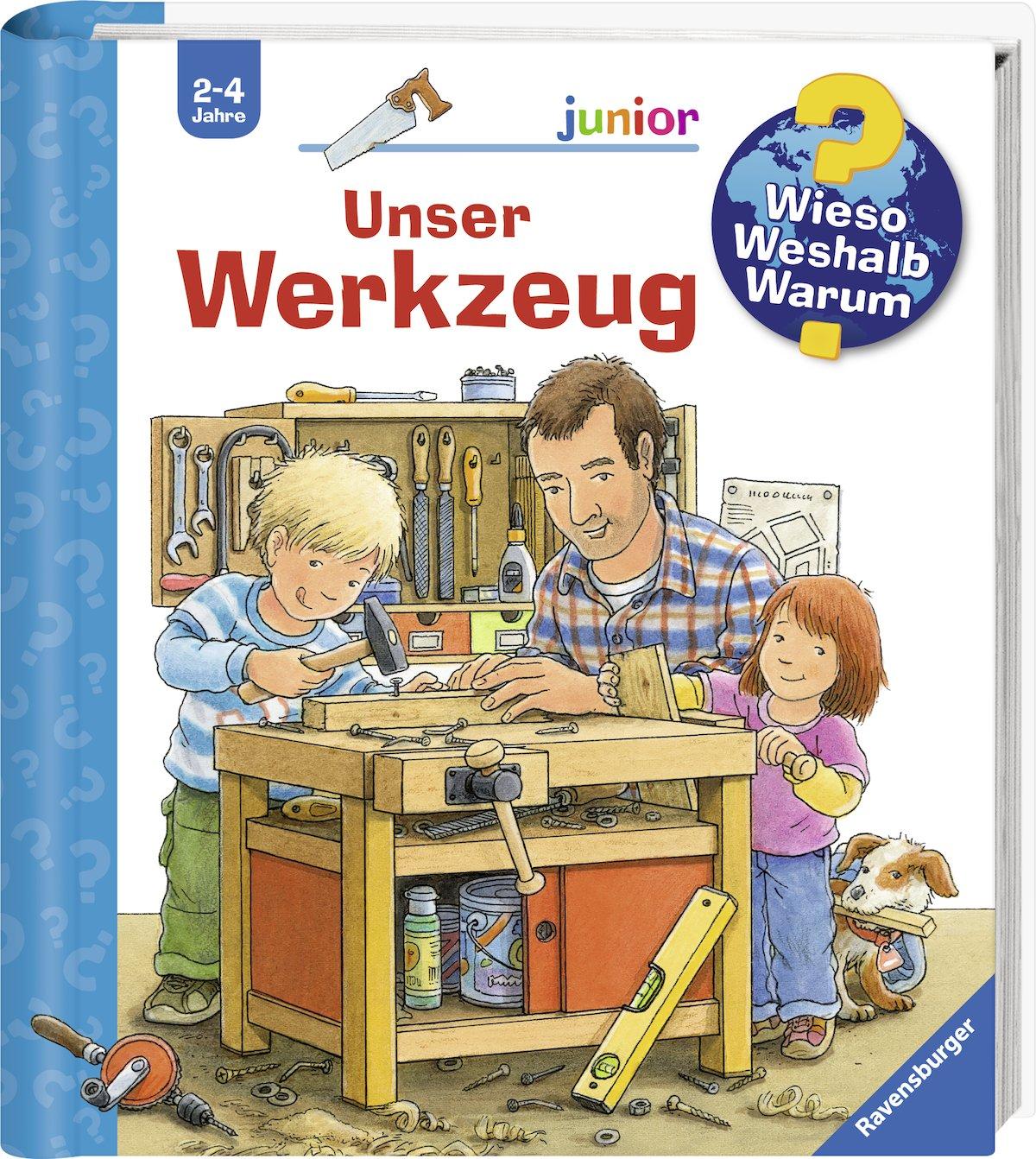 Wieso? Weshalb? Warum?: Unser Werkzeug (German Edition) - 81xZkSb0PnL - Wieso? Weshalb? Warum?: Unser Werkzeug (German Edition)
