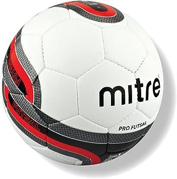 ba0180390c7fd Mitre Pro Futsal - Balón de fútbol