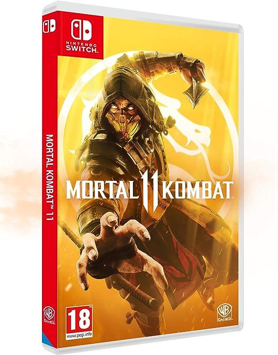 Mortal Kombat 11 - Nintendo Switch - - Nintendo Switch [Importación italiana]: Amazon.es: Videojuegos
