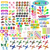 Kissdream,200Pcs Party Toys Assortment for Kids Birthday Party Favors Carnival Prizes Box Goodie Bag Pinata Filler Toys…