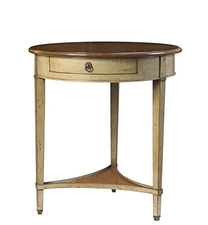 Terrific Amazon Com French Heritage Round Table Antique Cherry Top Alphanode Cool Chair Designs And Ideas Alphanodeonline