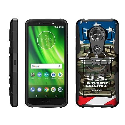 Amazon.com: TurtleArmor - Funda para Motorola Moto G6 Play ...
