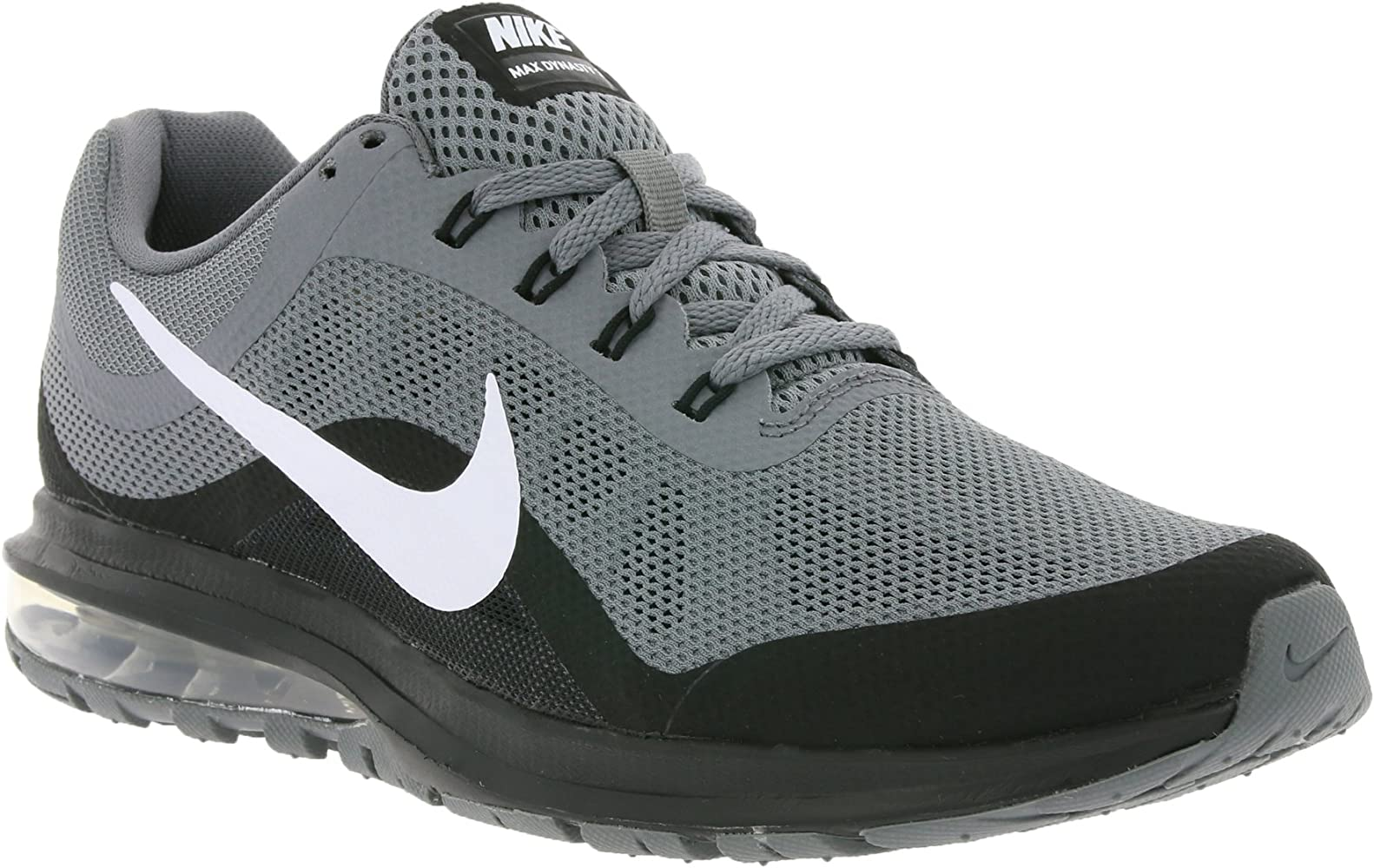 Nike Air Max Dynasty 2 Men's Running Training Shoes Cool Grey 852430 006 New