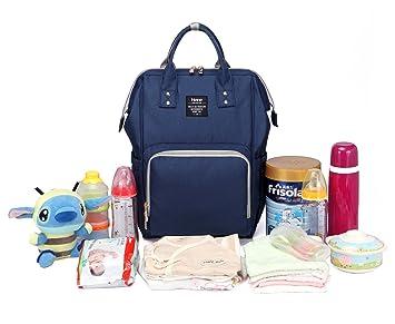 5d99f64059af Amazon.com   Wide Open Designer Baby Diaper Backpack Travel Bag ...