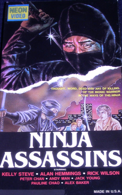 Amazon.com: Ninja Assassins: Kelly Steve, Alan Hemmings ...