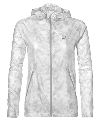ASICS Damen Fuzex Packable Jacket: : Sport & Freizeit