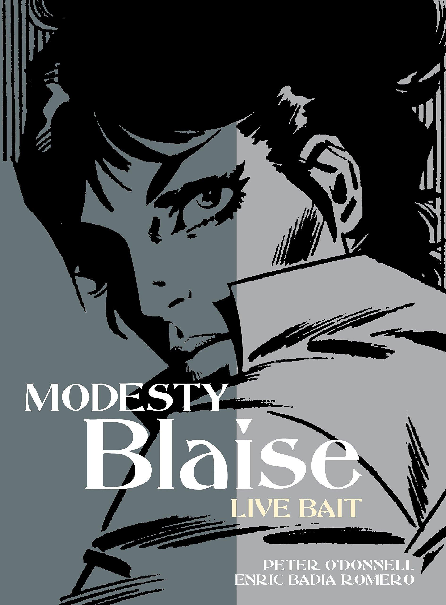 modesty blaise comics download