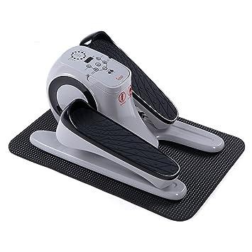 SUNNY salud y Fitness motorizado Auto Ayuda bajo escritorio elíptica Peddler Exerciser – sf-e3626