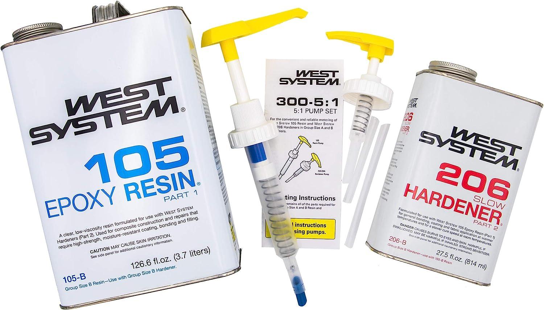 West system-Mini Pumps Epoxy